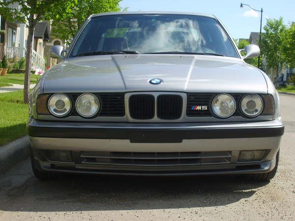 BMW M - 1990 bmw m5